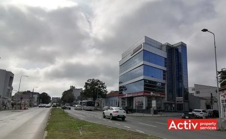 Mamaia 171, birouri de inchiriat Constanta, vedere bulevard acces