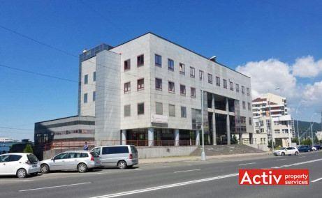 Închirieri birouri ieftine pe Bulevardul Unirii 20 în Baia Mare lângă Camera de Comerț și Industrie, ofertă 2018