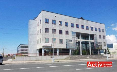 Unirii 20 imagine stradală din Bulevardul Unirii din Baia Mare lângă Camera de Comerț și Industrie, închirieri birouri mici