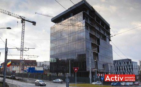 United Business Center Riviera închirieri birouri ieftine lângă Iulius Mall Cluj Napoca, ofertă actualizată 2018