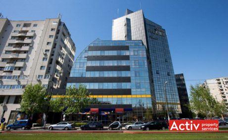 Phoenix Tower clădire spații birouri București, zona centrală pe Calea Vitan, imagine stradală