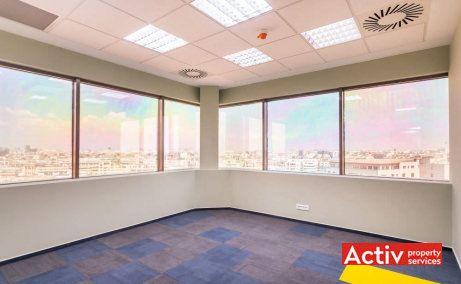 Phoenix Tower fotografie de interior - oferă spații birouri în zonă centrală a Bucureștiului lângă Mall Vitan