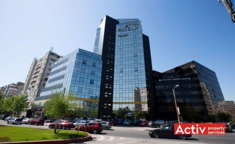 Phoenix Tower vedere din Calea Vitan - spații birouri zonă centrală în București, ofertă actualizată 2018