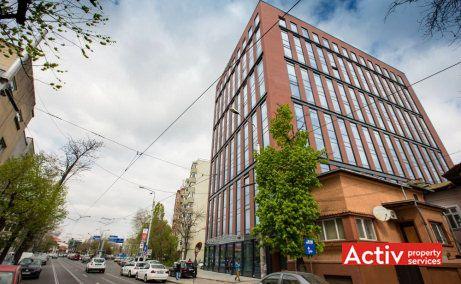 Ștefan cel Mare Building - închirieri birouri in zona centrala București lângă metrou Ștefan cel Mare