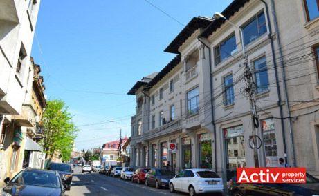 Spatii de birouri pe Strada Vasile Lascar, vedere acces