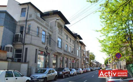 Spatii de birouri pe Strada Vasile Lascar, vedere acces rutier