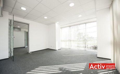 Gheorghe Titeica 144-146 vedere interior – spatii birouri in nordul Bucurestiului