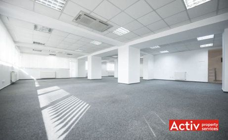 Inchirieri birouri mici zona Barbu Vacarescu in Bucuresti pe strada Gheorghe Titeica 144-146, interior cladire