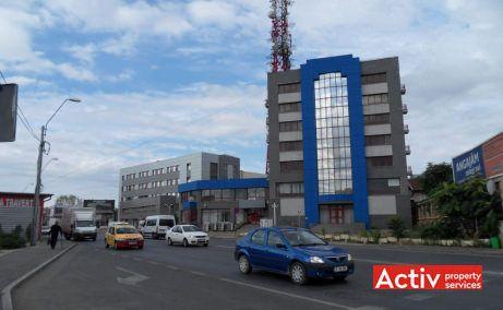 Danielle Business Center inchiriere birouri metrou Pacii, perspectiva incadrare in zona