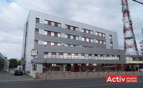 Danielle Business Center vedere generala - spatii birouri metrou Pacii in vestul Bucurestiului