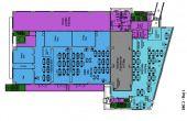 Danielle Business Center plan general - spatii birouri ieftine zona vest a Bucurestiului