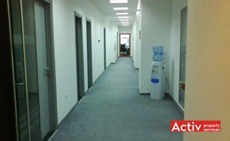 TMK Business Center vedere interior – spatii birouri in nordul Bucurestiului