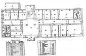 Metalurgiei 87 spatii birouri mici de inchiriat in Bucuresti sud, plan general cladire