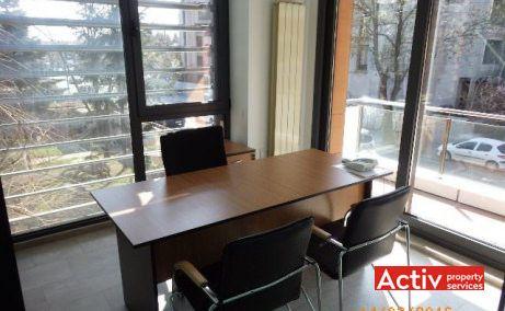 Alecto Building vedere interior – inchirieri birouri nord pe Strada Nicolae Caramfil