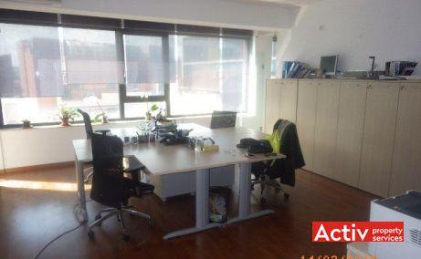 Alecto Building detalii interior - spatii birouri mici zona Parc Herastrau