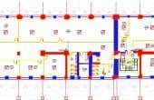 Preciziei Business Center spații birouri ieftine metrou Păcii plan