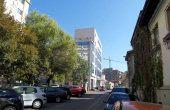First One Building birouri de inchiriat Bucuresti Piata Unirii, ultracentral, vedere stradala din Strada Radu Vodă