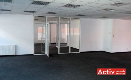 Atlantis Business Center detaliu de interior – spatii birouri metrou