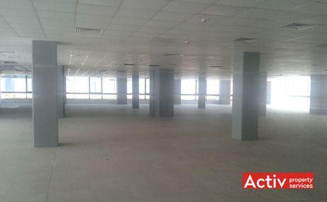 Interior spatii de birouri complex Sema Parc langa metrou statia Petrache Poenaru
