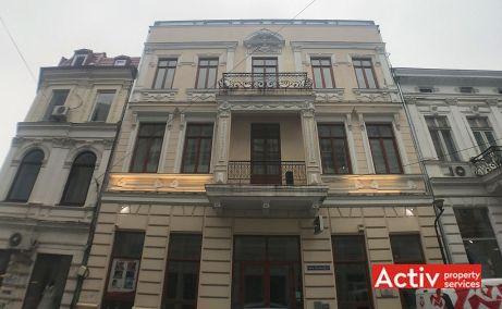 Inchirieri birouri centru in cladire istorica pe Calea Mosilor 21 vis-a-vis magazin Cocor