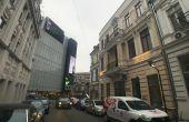 Inchirieri birouri mici zona centrala Calea Mosilor 21 vis-a-vis Cocor vedere stradala