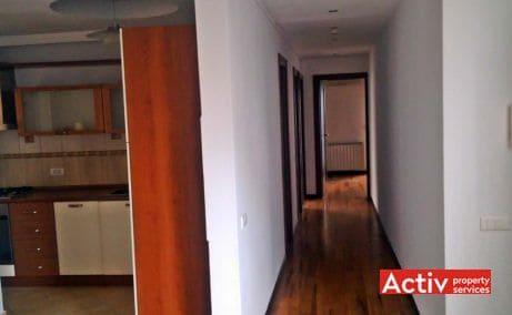 Inchirieri spatii de birouri zona nord pe strada Emanoil Porumbaru 89 perspectiva hol interior