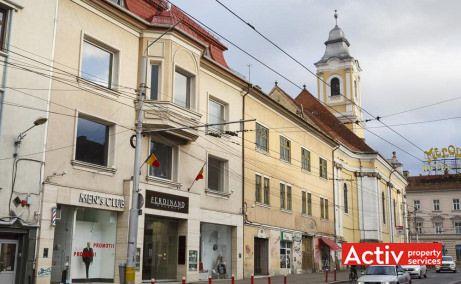 Ferdinand Building spații de birouri centru Cluj-Napoca imagine din Regele Ferdinand