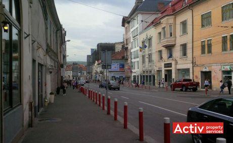 Ferdinand Building închirieri spații birouri Cluj-Napoca perspectivă încadrare în zonă