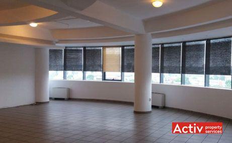 Granit Business Center birouri de închiriat Iași perspectivă incadrare in zonă