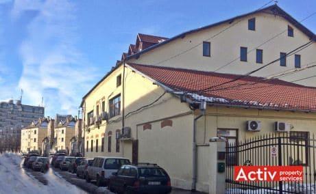 ZIDULUI 5 închirieri spații birouri Sibiu perspectivă încadrare în zonă