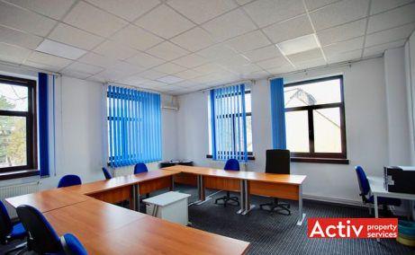 ZIDULUI 5 spații de birouri centru Sibiu imagine birou interior