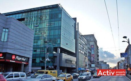 Mecano Center închiriere birouri zona centrală fotografie din bd Dacia