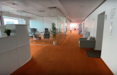 Mecano Center, inchiriere birouri Piata Romana, poza zona receptie etaj 1