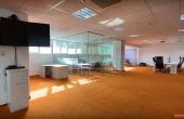 Mecano Center, inchiriere birouri Piata Romana, vedere zona open space etaj 1