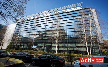 Centrul de Afaceri Nord spațiu de birouri metrou Aurel Vlaicu fotografie fațadă