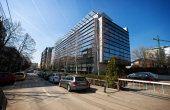 Centrul de Afaceri Nord birou de închiriat București nord perspectivă incadrare in zonă