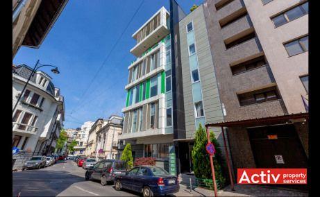 Arion.Green, vedere acces rutier Strada Italiana