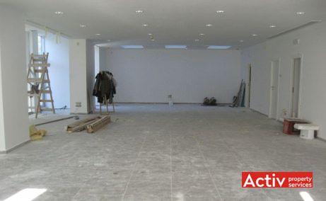 Arion.Green, spatii birouri de inchiriat zona centrala, vedere etaj tipic