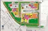 EXPO Business Park, plan amplasament