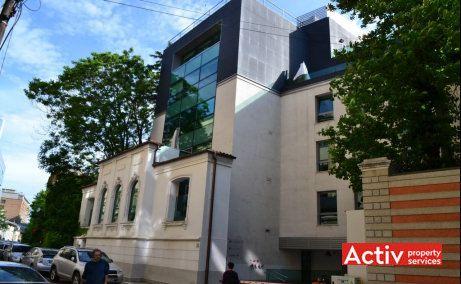 Filipescu Office Building, Filipescu 28, vedere cladire spatii birouri de inchiriat