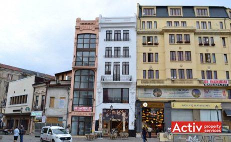 Lipscani 79 birouri de inchiriat Bucuresti zona centrala poza intrare cladire
