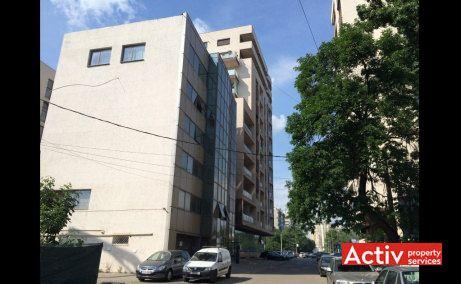 Apostol Office Building, spatii birouri de inchiriat Bucuresti vest, vedere acces Pasaj Lujerului