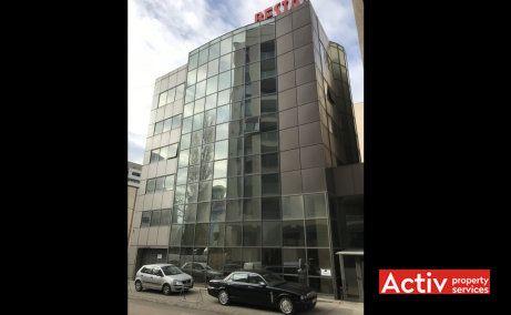 Apostol Office Building, cladire de birouri de vanzare, vedere cladire