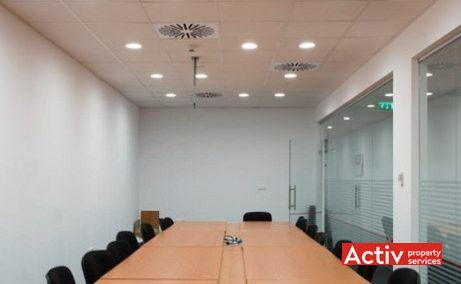 Multinvest Business Center 2, spatii birouri de inchiriat Targu Mures, vedere sala intalniri interior