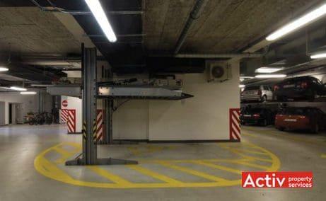 Multinvest Business Center, cladire birouri ultracentral Targu Mures, parcare subterana