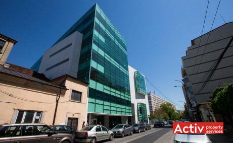 Avrig 3-5, spatii birouri de inchiriat, vedere acces cu automobilul Bucuresti