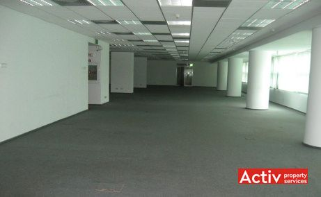 Avrig 3-5, spatii birouri de inchiriat, vedere interioara birouri