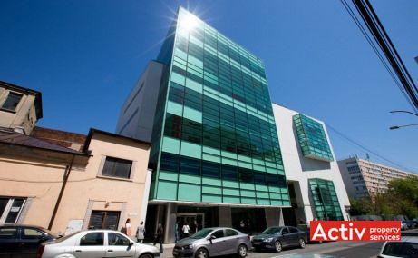 Avrig 3-5, cladire de birouri pe Strada Avrig Bucuresti