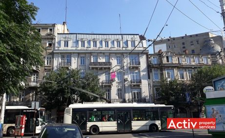Carol Office Building birouri de inchiriat Bucuresti central imagine fatada cladire