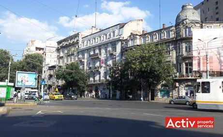 Carol Office Building birouri de inchiriat Bucuresti zona centrala vedere cale de acces